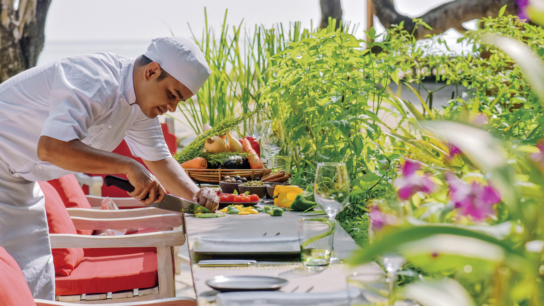 Chef's Herb Garden Restaurant